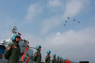 China to hold military drills in Taiwan Strait