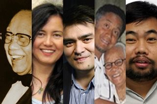 LIST: 5 Pinoys who have won Pulitzer prize