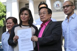 VP Robredo seeks reversal of PET ruling on partially-shaded votes