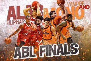 ABL Finals: Alab Pilipinas vs Mono Vampire