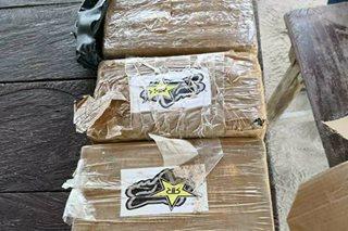 P4-M halaga ng umano'y cocaine nasabat sa Eastern Samar