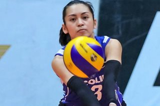 Volleyball: Denden Lazaro takes a chance in trying out for national team