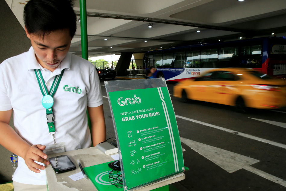 Grab to give away P7 million worth of promos for 7th