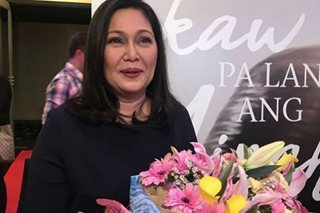 Maricel excited for TV comeback: 'Na-miss ko lahat ito!'