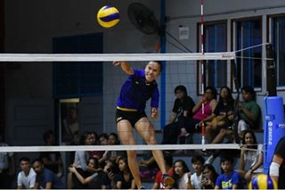 Volleyball: Sisi Rondina shrugs off flu, shines in national team tryout