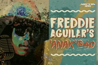 FAST FACTS: Freddie Aguilar's 'Anak' @40