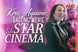 Kris Aquino, may bagong movie sa Star Cinema