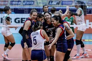 Petron, F2 Logistics are slight favorites in PSL semis