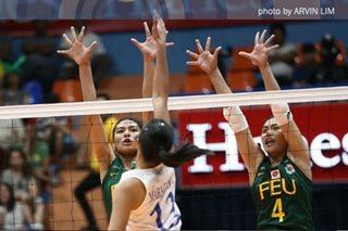 UAAP volleyball: FEU Lady Tamaraws eye first finals stint since Season 71