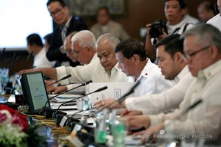 Cabinet to work 'double time' after ratings dip: Palace