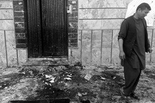 Suicide attack on Kabul voter registration center kills 31: ministry