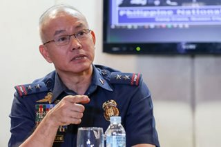 Rude cops, traffic rule breakers irk new PNP chief