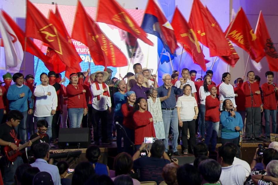 Pagpapatuloy ng peace talks ng gobyerno at mga komunista, suportado
