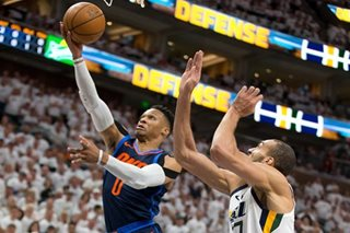 Westbrook fined after Gobert skirmish