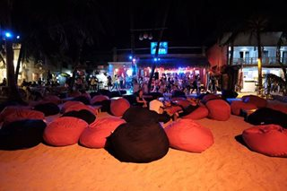 Boracay beachfront resorts, restos hold farewell parties on eve of closure