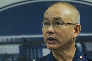 Albayalde: PNP keeping eye on 'guns, goons, gold' politicians