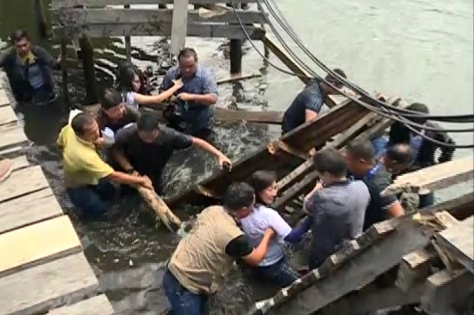Lawmaker seeks probe after Zamboanga footbridge collapse