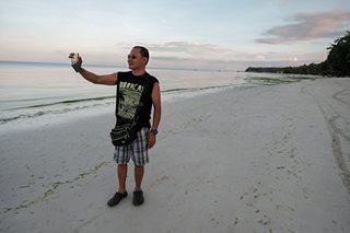 Boracay deserted
