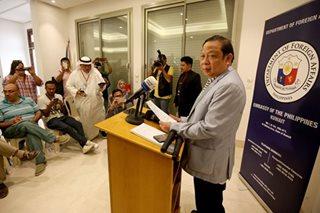 Mga OFW sa Kuwait, nagulantang sa pagpapatalsik sa PH envoy