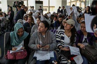 Pirmahan ng PH-Kuwait MOU para sa mga OFW, matutuloy pa ba?