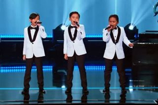 'Tawag ng Tanghalan' Boys impress host Steve Harvey, audience at 'Little Big Shots US'