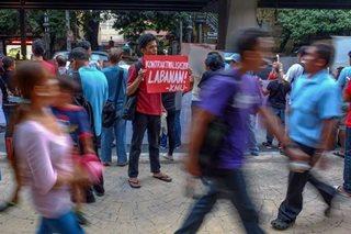 EO kontra 'endo', nilagdaan; labor groups, di kuntento
