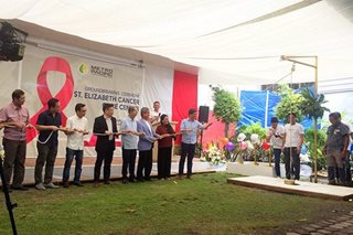 Metro Pacific to open P300-M cancer care center in GenSan