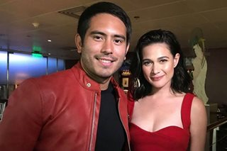 Gerald Anderson shows support for Bea Alonzo's new movie