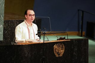 Cayetano denies supposed 'loyalty check' at DFA