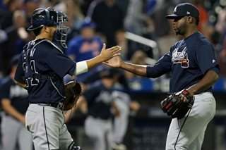 Braves rout Mets 11-0 to finish 3-game sweep