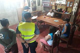 Barangay chairman sa Misamis Oriental, arestado dahil sa ilegal na droga
