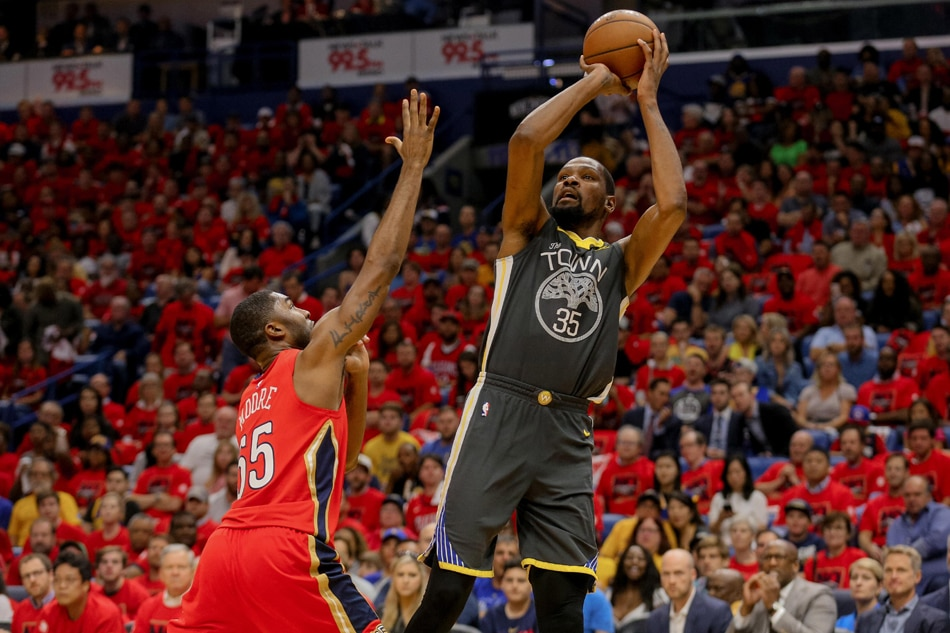 Three reasons the Golden State Warriors dominated the NOP in game four