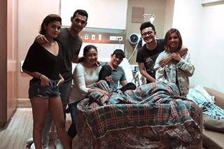 Gary Valenciano undergoes heart surgery