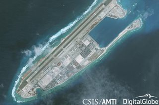 Developments in Beijing's S. China Sea militarization 'not new' - Palace