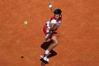 Djokovic powers past Nishikori in Madrid opener