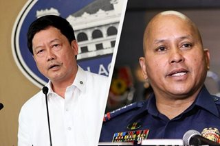 What's the DOJ's marching order to new corrections chief 'Bato'?