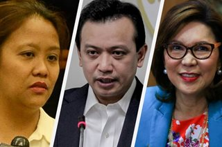 Bitag offer to return P60-M an 'admission of wrongdoing' - Trillanes