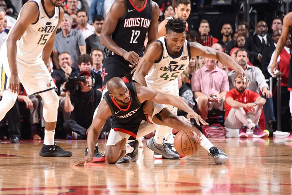 Twitter Goes Wild Over Chris Paul's Performance in Rockets Win Against Jazz