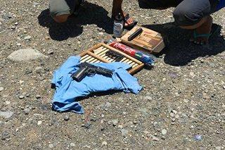 2 lalaki may laruang baril, arestado sa Butuan
