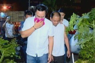 2 nangako ng 'endorsement' para mangikil sa kandidato, timbog
