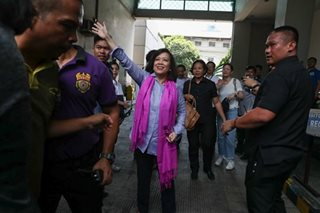 Serene Sereno declares day of ouster a 'victory'