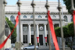 SC workers urged to wear red in support of Sereno ouster
