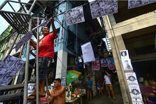 Barangay, SK candidates urged to clean up own campaign materials