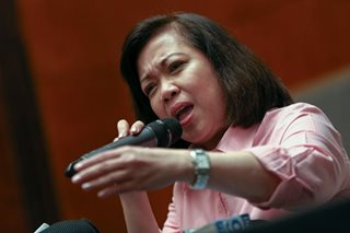 Piatco fees case should not affect Sereno's ouster appeal: spox