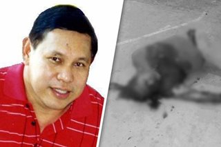 Barangay bet tagged in killing of ex-La Union congressman nabbed