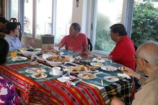 Friends, family mourn former Senate President Angara