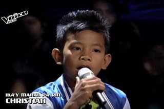 Dating 'The Voice Kids' contestant, namatay sa aksidente sa Batangas