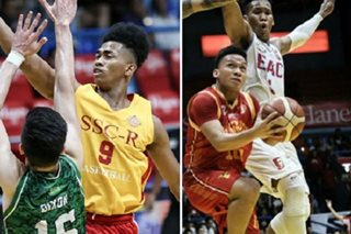 Former Stags Jayson David, Renzo Navarro join LPU