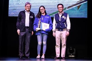UAAP: Ateneo's Chloe Daos caps superb rookie season with Athlete of the Year award