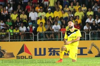 Football: Ceres-Negros advances to finals of AFC Cup ASEAN zone